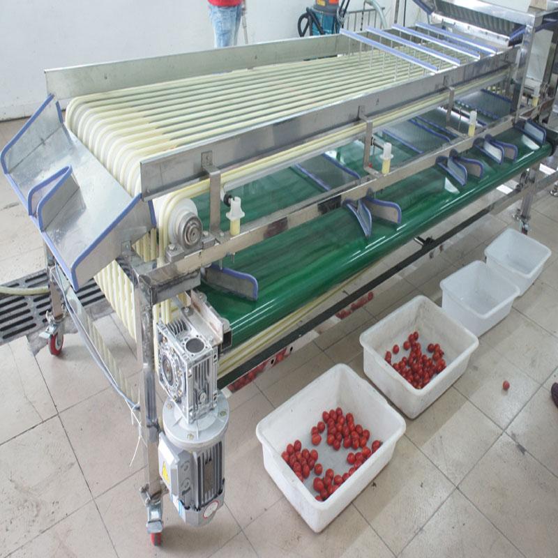 Phân tích quy trình làm việc và đặc điểm thiết bị của máy hái trái cây