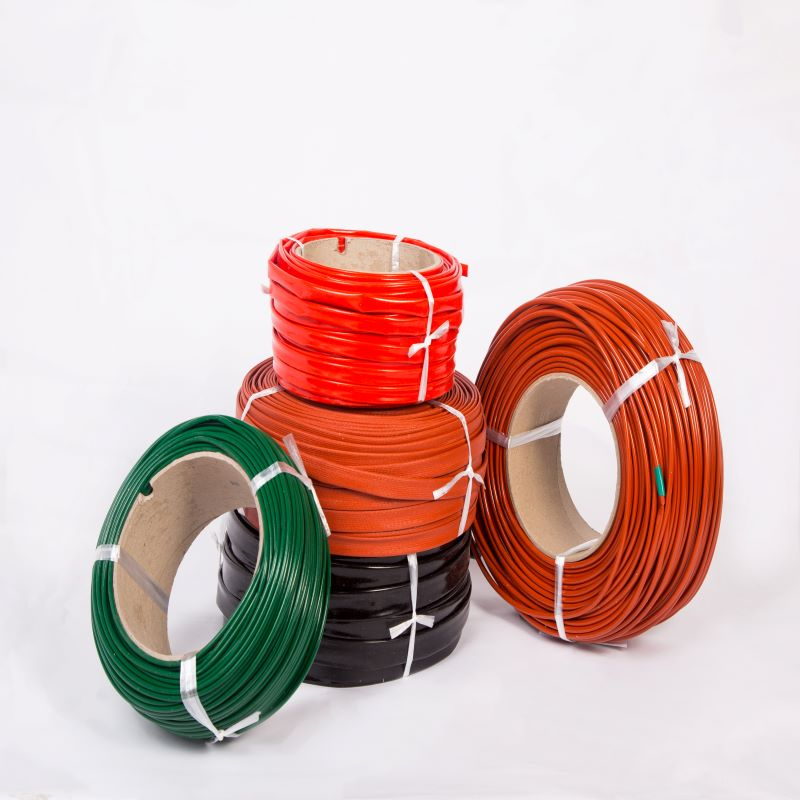 silicone sợi thủy tinh