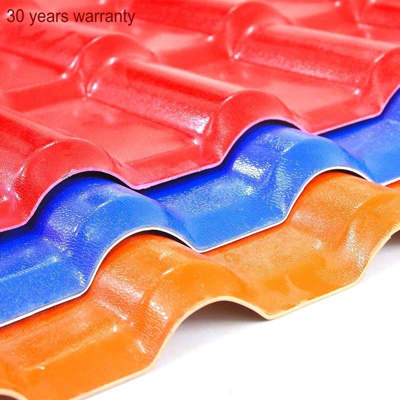 Nhà sản xuất tấm lợp nhựa tổng hợp AS1050 ASA mới