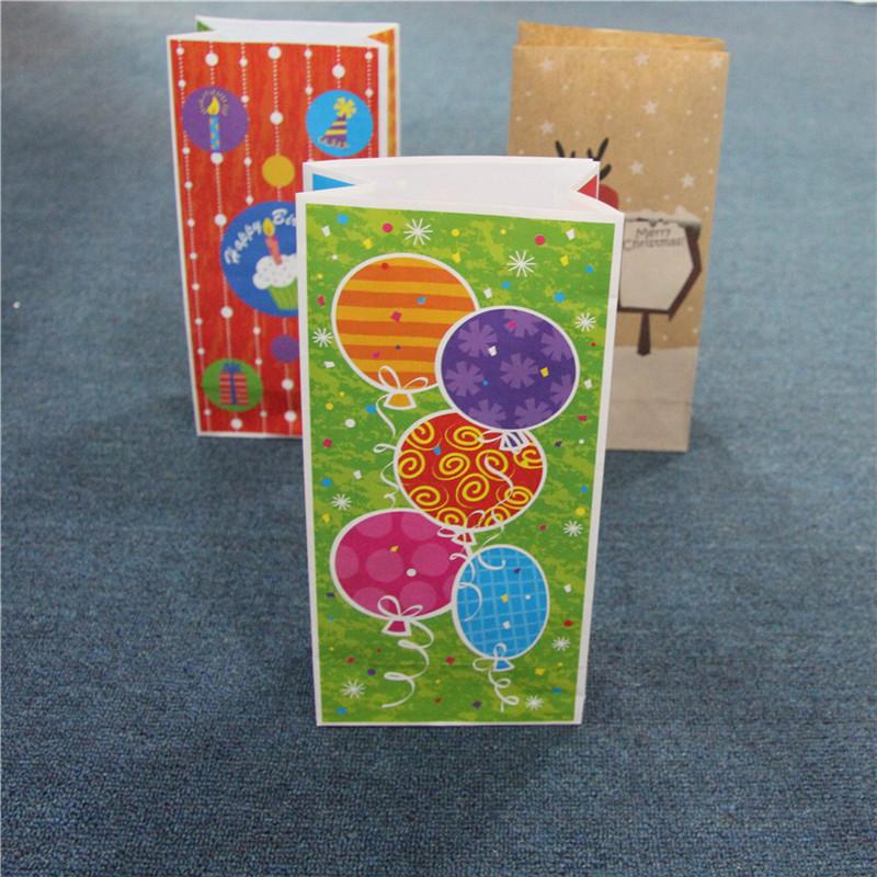 Thiết kế in ấn Túi giấy Túi quà tặng nhỏ Chất liệu giấy kraft Bao bì