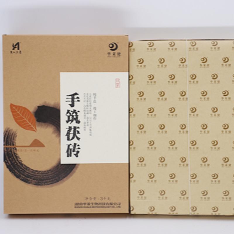 sản xuất bằng tay hunan anhua trà đen chăm sóc sức khỏe
