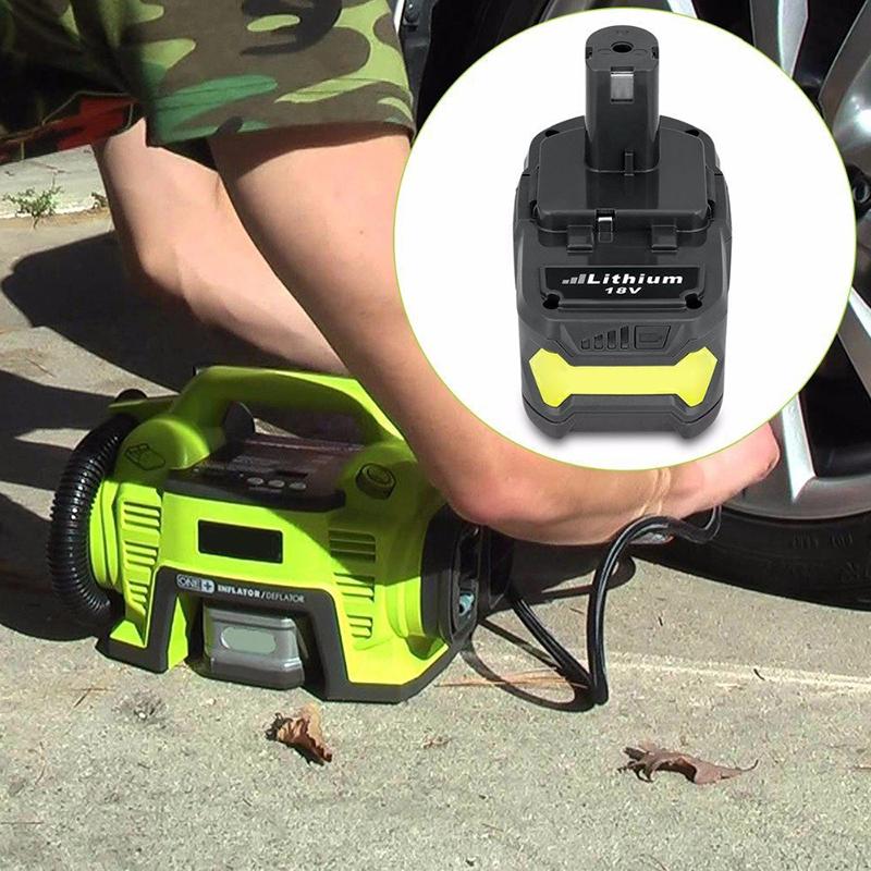 Pin công cụ điện lithium