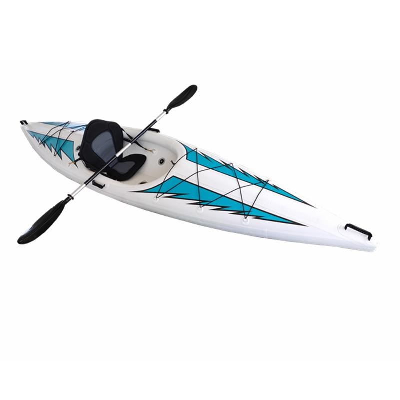 Thuyền kayak một chỗ ngồi được sản xuất tại Trung Quốc