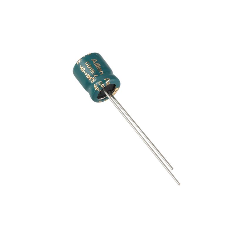 Tụ điện điện phân nhôm cắm điện CD11EZ
