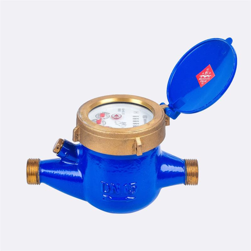 Đồng hồ đo nước khô loại đa điều chỉnh bên ngoài