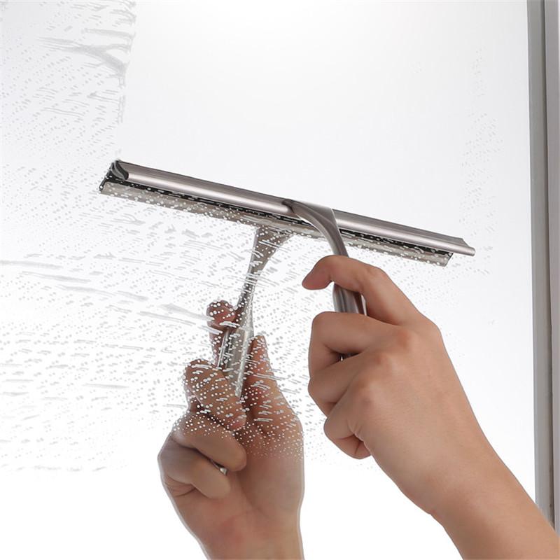 Thép không gỉ chuyên nghiệp cho phòng tắm kính cửa sổ phòng tắm với chủ sở hữu móc hút cốc