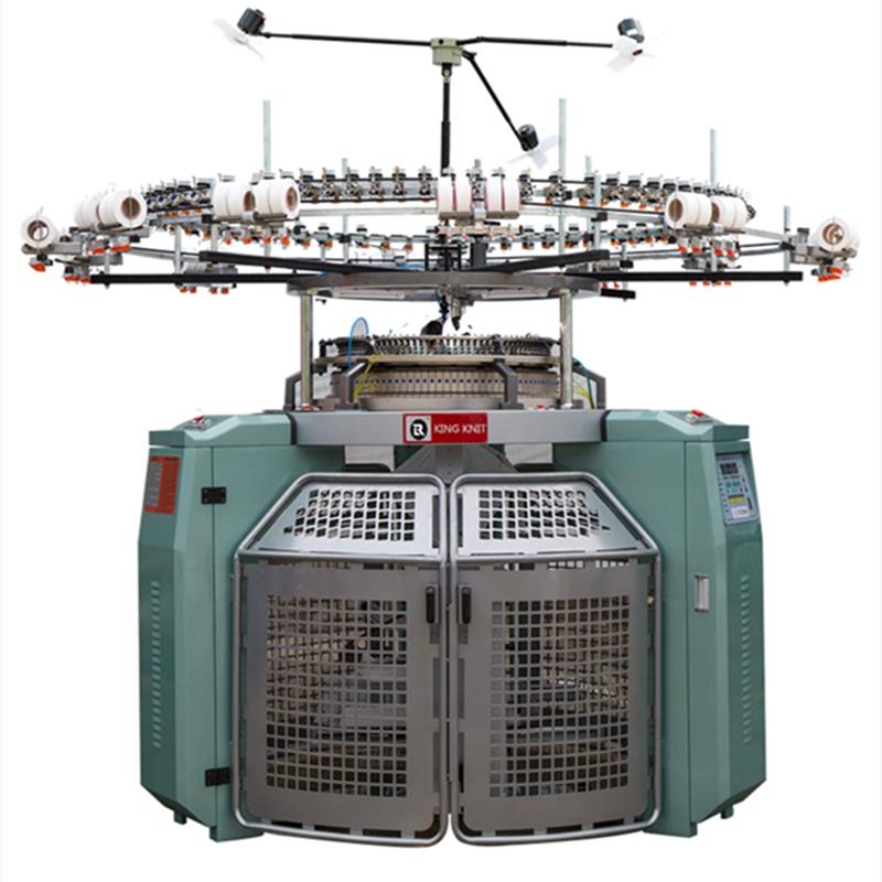 Trung Quốc cung cấp hàng loạt giá nhà máy cao cấp cấp, máy móc len có thể đan vòng