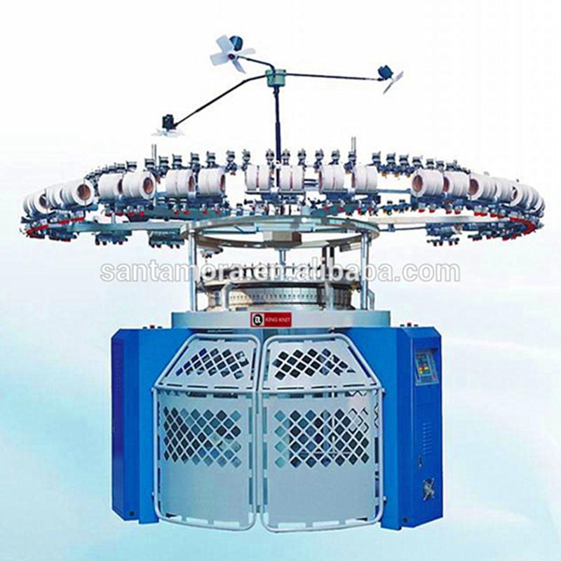 Máy móc tự động, đan vòng, tự động, độc thân