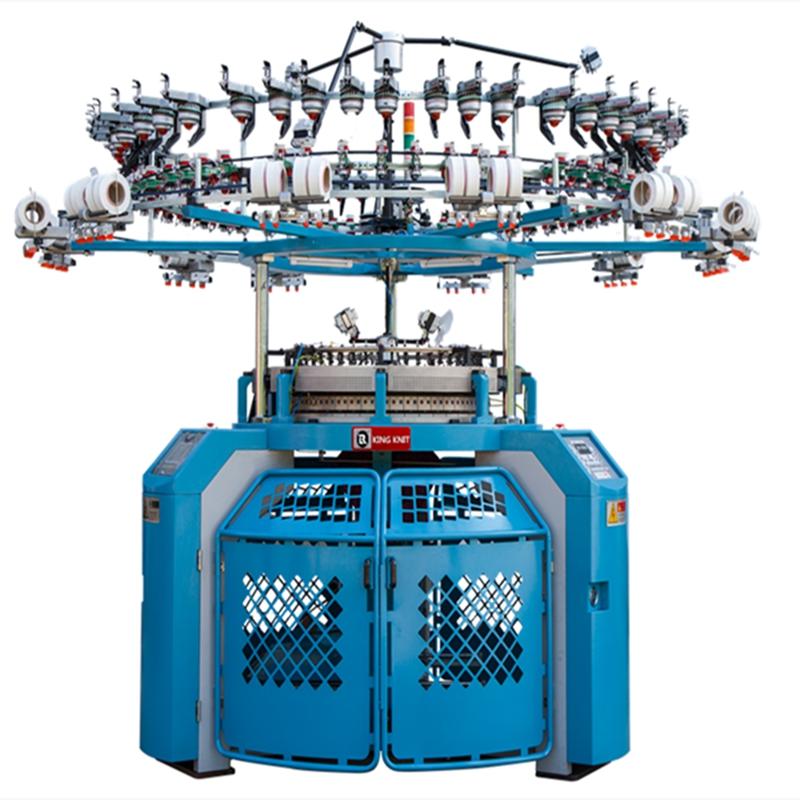 Máy tạo đan vòng nhiều hàm KKK-S803
