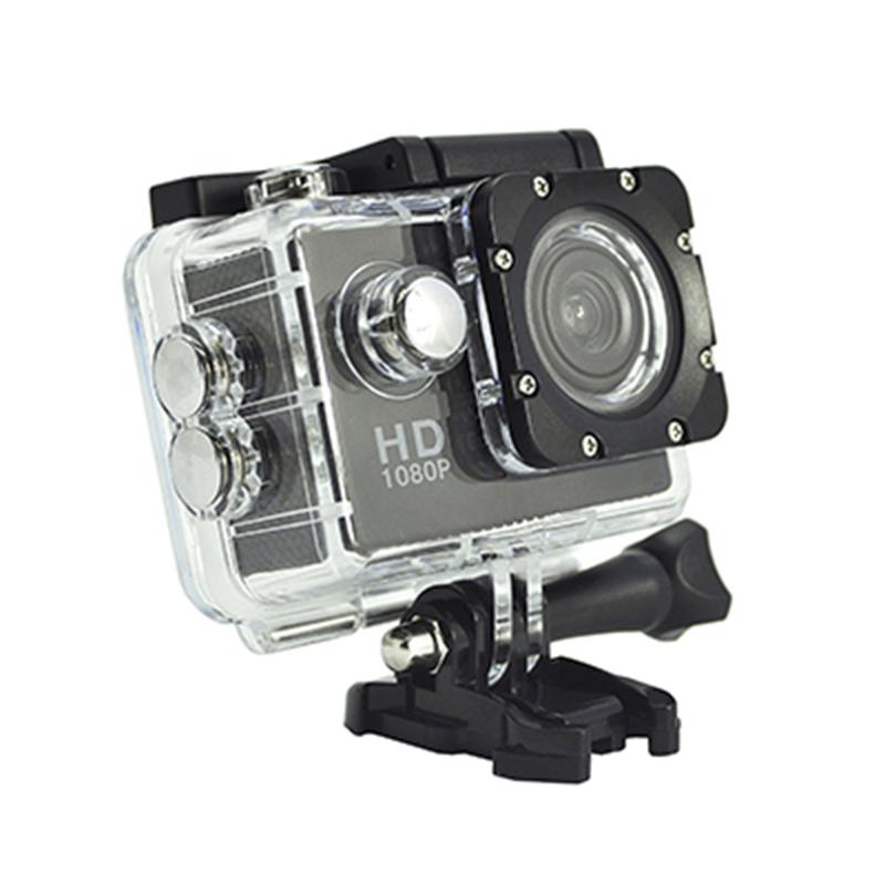 Camera hành động Real HD 720P cầm tay 140 độ góc nhìn Màn hình 2.0 inch D12A