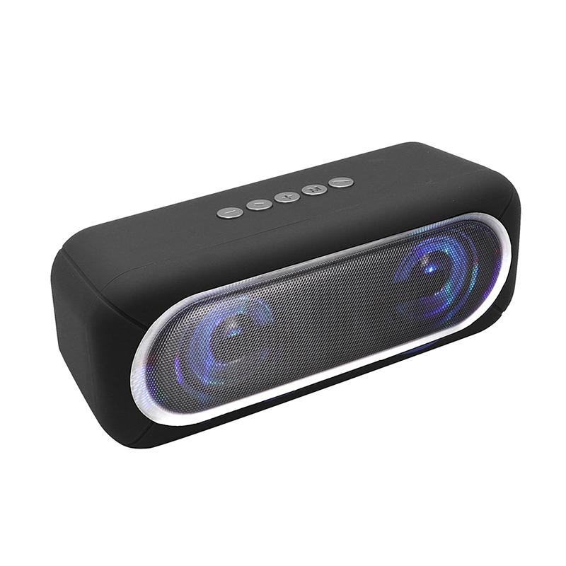 Loa Bluetooth OS-590 với ánh sáng rực rỡ