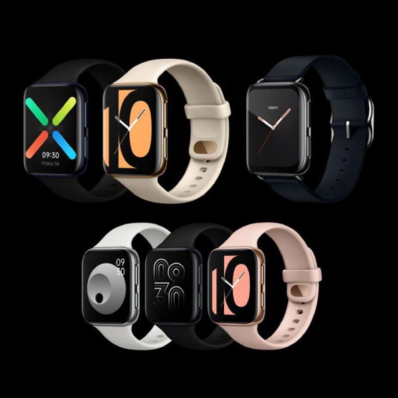 Oppo Watch có thể dẫn đầu cuộc đua smartwatch mùa hè